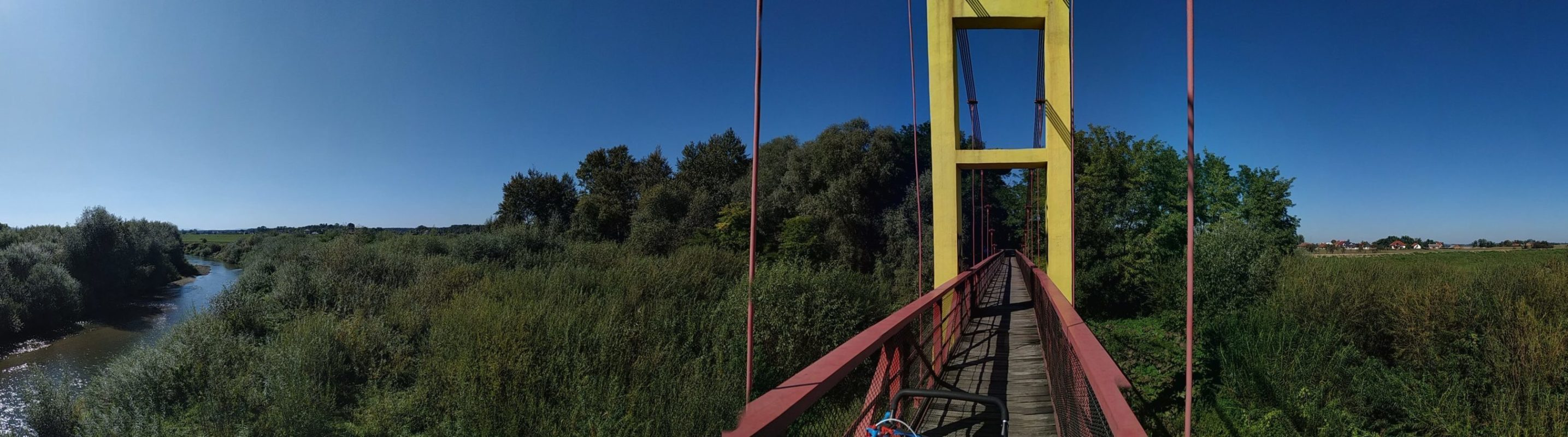 Most nad Rabą